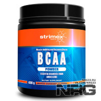 STRIMEX BCAA Powder, 400 г