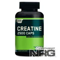 OPTIMUM NUTRITION Creatine 2500 caps, 200 кап