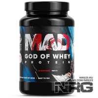 MAD God of Whey, 1 кг