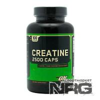 OPTIMUM NUTRITION Creatine 2500 caps, 100 кап