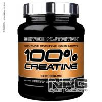 SCITEC Creatine 100% Pure, 1000 г