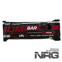 IRONMAN Slim Bar, 50 г (с L-карнитином)
