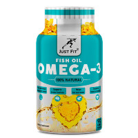JUST FIT Omega 3 1000, 90 кап