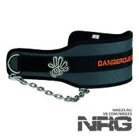 MAD MAX Пояс Synthetic Dip Belt MFA290, 1 шт