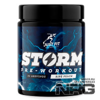 JUST FIT Pre-workout Storm, 30 порц