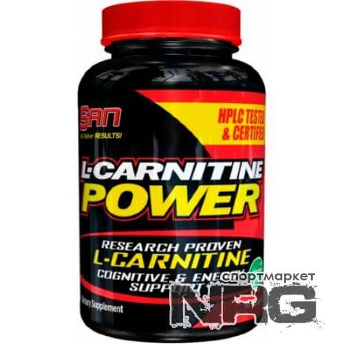 SAN L-Carnitine power, 60 кап