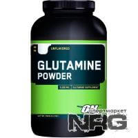 OPTIMUM NUTRITION Glutamine Powder, 150 г