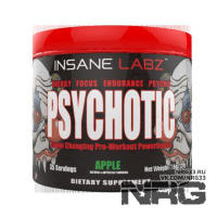 INSANE LABZ Psychotic, 35 порц