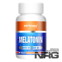 STRIMEX Melatonin, 90 таб