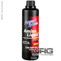 POWER SYSTEM Amino Liquid, 500 мл