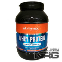 STRIMEX Whey Protein Silver Edition, 0.9 кг