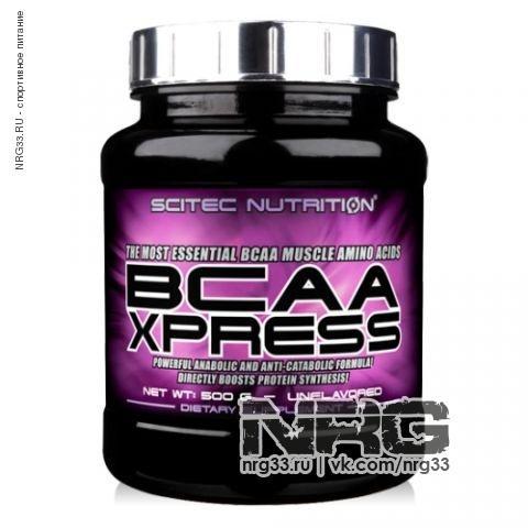 Купить SCITEC BCAA Xpress, 700 г, SCI1024