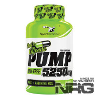 SPORTDEFINITION Pump 5250 mg, 150 кап