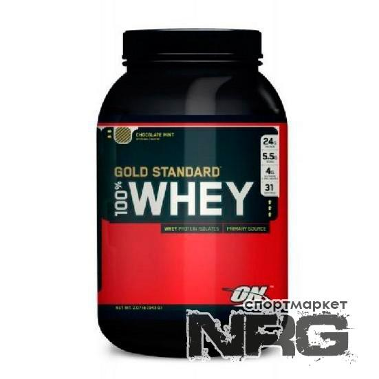 Купить OPTIMUM NUTRITION 100% Whey Gold Standard, 0.9 кг, 4609