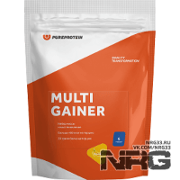 PUREPROTEIN Multicomponent Gainer, 1.2 кг