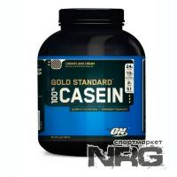OPTIMUM NUTRITION Casein 100% Gold Standard, 1.8 кг