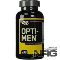OPTIMUM NUTRITION Opti-Men, 240 таб