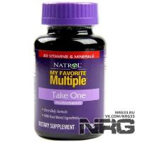 NATROL My Favorite Multiple Take One, 60 таб