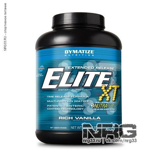 Купить DYMATIZE Elite XT Protein, 2.01 кг, 4370